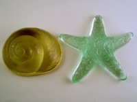 Sea Life Forms using Billets
