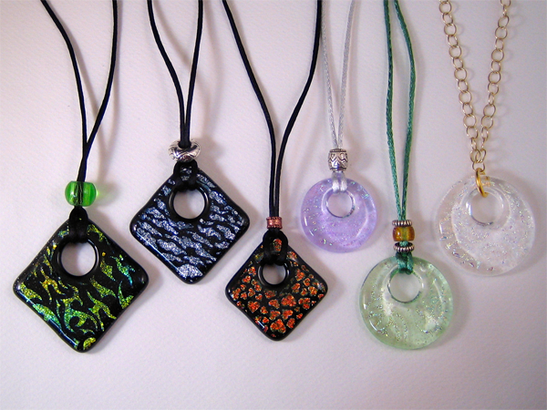 Offset Pendants Group Shot