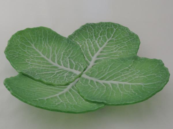 Cabbage Leaf Platter
