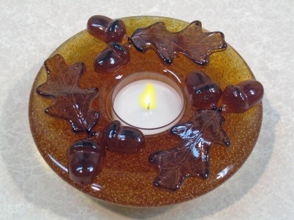 Acorn Tea Light