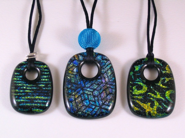 Pillow Pendants, Group 1