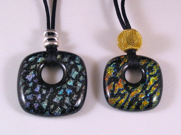 Pillow Pendants, Group 2