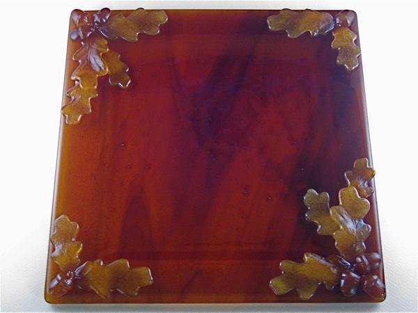 Fall Acorn Platter