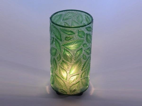 Spring Leaf Lamp