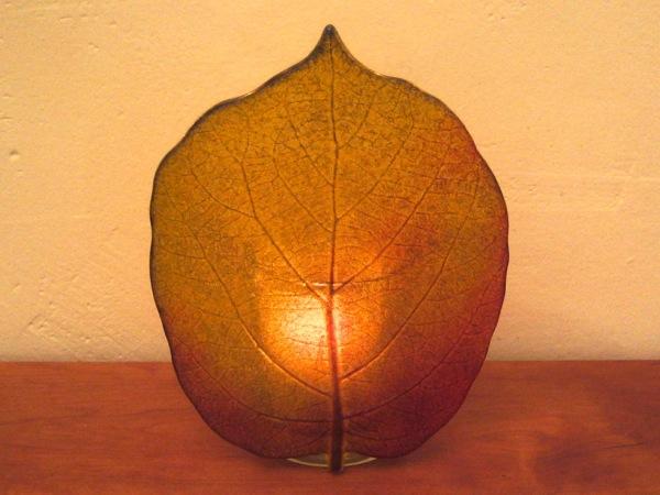 Kiwi Leaf Lamp