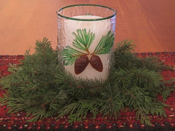 Pine Cone Chimney