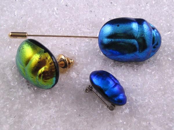 Scarab Pins