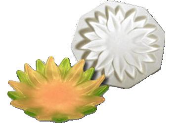 """9"""" Plain Floral Form"""