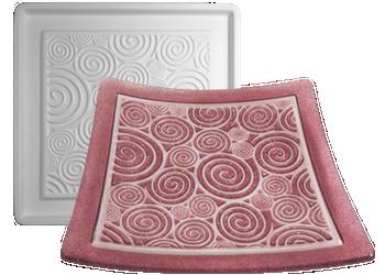 Spiral Pattern Fuser