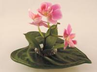 Leaf Ikebana Vases