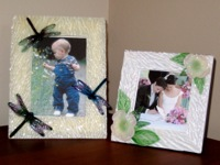 Embellished Photo Frames