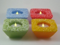 Gem Top Tea Lights